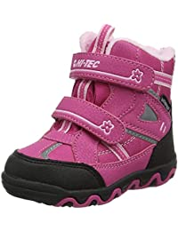 Hi-Tec Blizzard Child Girls, Botas de Senderismo para Niñas