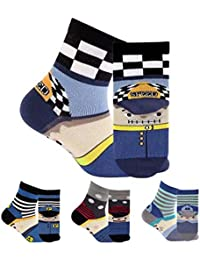 Wola Kinder Jungen Socken Baumwolle Gr. 21 - 29 tolle Motive