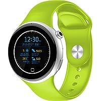 C5 Bluetooth Smartwatch gesto controllo UV Heartrate monitoraggio Smart Watch