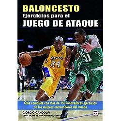 Baloncesto : ejercicios para el juego de ataque