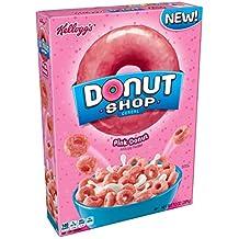 Kelloggs Cereali Donut Shop Pink Donut