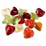 Deine Naschbox - Fruchtgummi Vitamin C Herzen - 150g