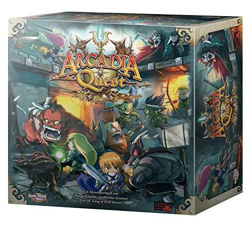 647 Arcadia Quest-Grundspiel ()