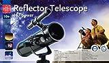 Edu-Toys Spiegelteleskop Reflektorteleskop 500/76mm Teleskop Astronomie Sterne