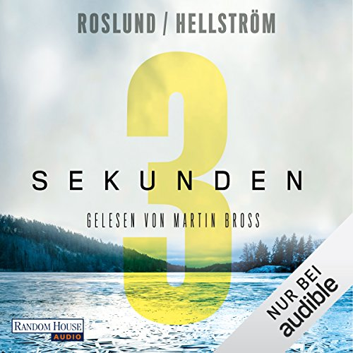 Buchseite und Rezensionen zu 'Drei Sekunden: Piet Hoffmann 1' von Anders Roslund