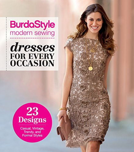 BurdaStyle Modern Sewing - Dresses for Every Occasion Cover Image