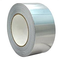 25m x 50mm Aluminiumband Aluminiumklebebänder