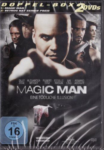 Bild von Doppelbox: MAGIC MAN / Betrug hat seinen Preis