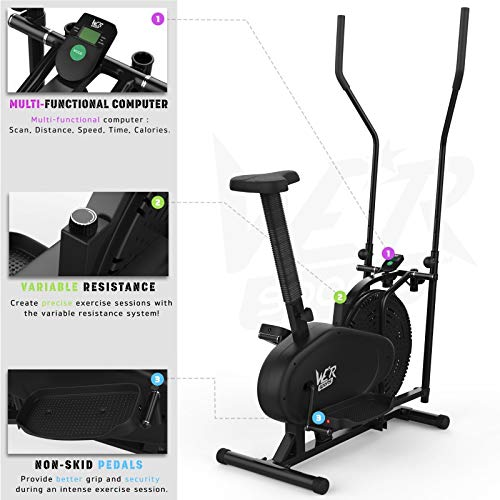 We R Sports Crosstrainer - 2