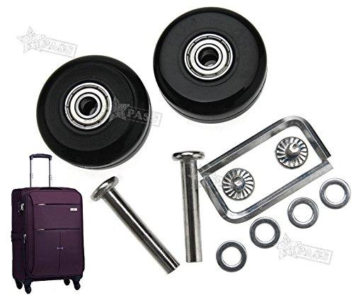 6cdffaaf6fc0 Generic e vite di ricambio per kit se Replacem assi Deluxe Air m per assi  2PCS 40 mm Acement W bagagli valigie bagagli ruote riparazione m Lugga