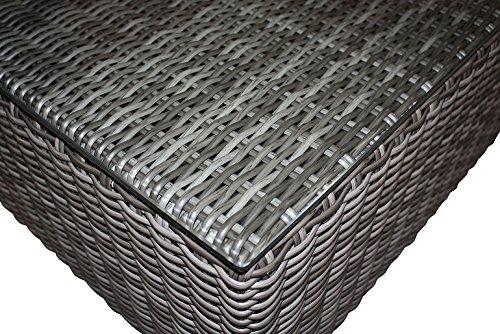 Zebra Jack Lounge Glasplatte - Lounge Zebra