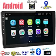 Autoradio Double Din Android Navigation Stereo 9-Zoll-HD-Touchscreen in Dash Autoradio