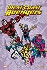 West Coast Avengers - Intégrale 01 : 1984-1986 par Stern