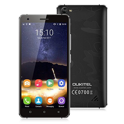 Oukitel C5 Pro   4G Smartphone Libre ( Android 6.0  5.0