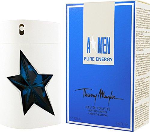 Thierry Mugler Men Pure Energy Eau de Toilette – 100 ml