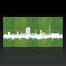 suchergebnis auf f r dortmund skyline leinwand kunstbruder. Black Bedroom Furniture Sets. Home Design Ideas