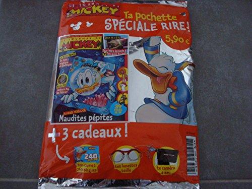LE JOURNAL DE MICKEY N°3293 !!