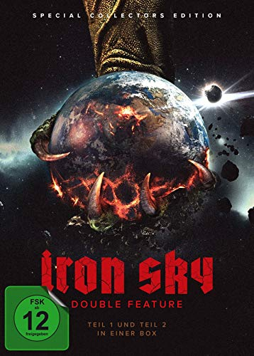 Iron Sky - Double Feature - Teil 1 und 2 [2 DVDs]