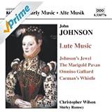 Johnson: Lute Music