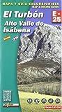 EL Turbon Wanderkarte 1 : 25 000: Alto Valle de Isábena (Mapa Y Guia Excursionista) - Aa.Vv.