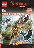 The LEGO® NINJAGO® MOVIE™ Ein Ninja-Stickerspaß