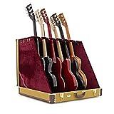 Guitare 6 Rack étui par Gear4music Tweed