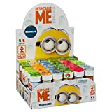ColorBaby - Caja pomperos Minions con 36 unidades de 60 ml (24260)