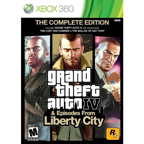 GTA IV: Episoden FROM Liberty City-Edition Full