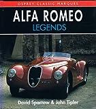 Alfa Romeo Legends (Osprey Classic Marques)