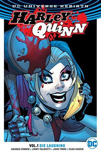 Harley Quinn (2016-) Vol. 1: Die Laughing (English ()