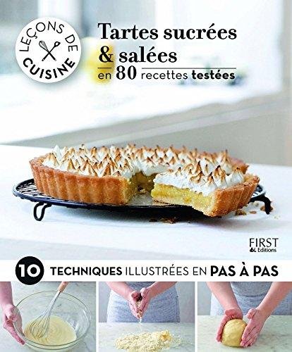 Leçons de cuisine - Tartes sucrées et salées