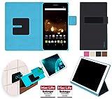 reboon Acer Iconia Talk S Hülle Tasche Cover Case Bumper | Schwarz | Testsieger