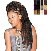 Sensationnel Syn. Afro Twist Braid - Bulk (30 (light auburn))