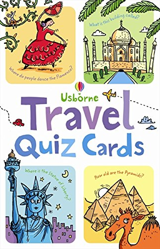 Travel Quiz: Quiz Cards (Activity and Puzzle Cards)