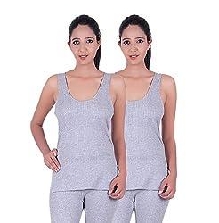 Zimfit Ladies Thermal Slip - Pack of 2(Slip15_34)