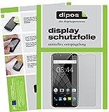 dipos I 6X Schutzfolie matt passend für Oukitel U22 (5,5 Zoll) Folie Bildschirmschutzfolie (3X Vorder- und 3X Rückseite)