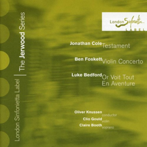 Bedford-serie (The Jerwood Series 3: Cole/ Foskett/ Bedford)