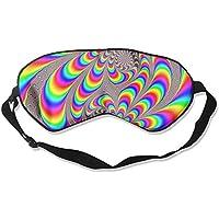 Rainbow Swirls Dazzling Patterns Sleep Eyes Masks - Comfortable Sleeping Mask Eye Cover For Travelling Night Noon... preisvergleich bei billige-tabletten.eu