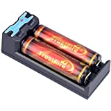 TrustFire TR-016 - Cargador de batería USB para baterías de ion de litio IMR 18650, 10440, 14500, 16340, 17335, 17670, 18350,