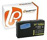 Bubprint Druckerpatrone kompatibel für Epson T7904 79XL 79 XL für WorkForce Pro WF 4630 WF-4630 DWF 4640 DTWF 5110 DW 5190 5620 WF-5620DWF 5690 Gelb