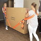 SJWR Home Furniture Moving Avambraccio Carrelli Elevatori Trasportatori Cinghie di Trasporto Cinghie di Trasporto Cinghie da Polso Home Move Strumenti utili