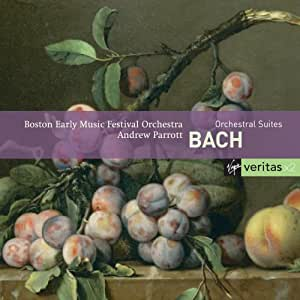 Bach the Orchestral Suites Triple Concerto