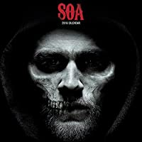 Sons of Anarchy Official 2016 Calendar
