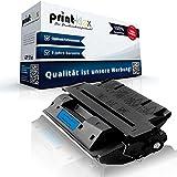 Print-Klex Kompatible Tonerkartusche für HP LaserJet 4050 LaserJet 4050 N LaserJet 4050 SE LaserJet 4050 T LaserJet 4050 TN Signal Corp SC 812 SC 912 C 4127X 27X HP27X HP-27X Black Schwarz XXL