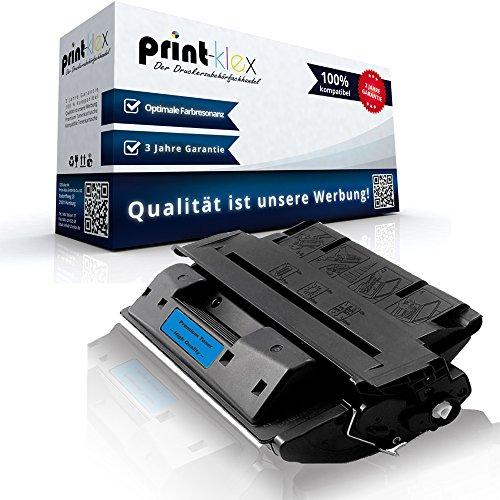 Print-Klex Kompatible Tonerkartusche für HP LaserJet 4100 LaserJet 4100-DTN LaserJet 4100-MFP LaserJet 4100-N LaserJet 4100-TN LaserJet 4101-MFP C 8061X 61X HP61X HP 61 X