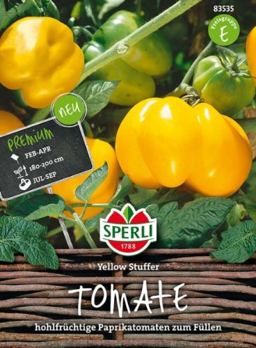 Sperli Tomate Yellow Stuffer