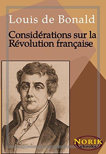 Considérations sur la Révolution française