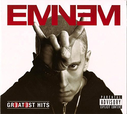 Eminem ‎– Greatest Hits 2CD Eminem Cd