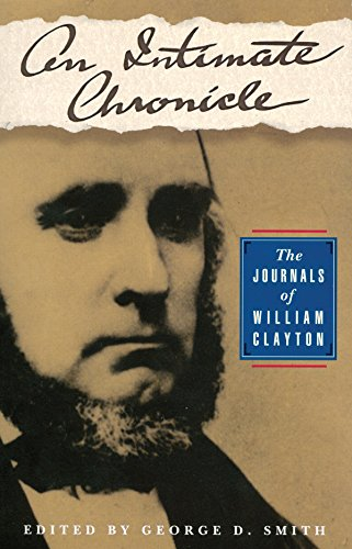 e: The Journals of William Clayton (English Edition) ()