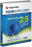 Tour Explorer 25 Deutschland -  Deutschland Gesamt, Version 5.0